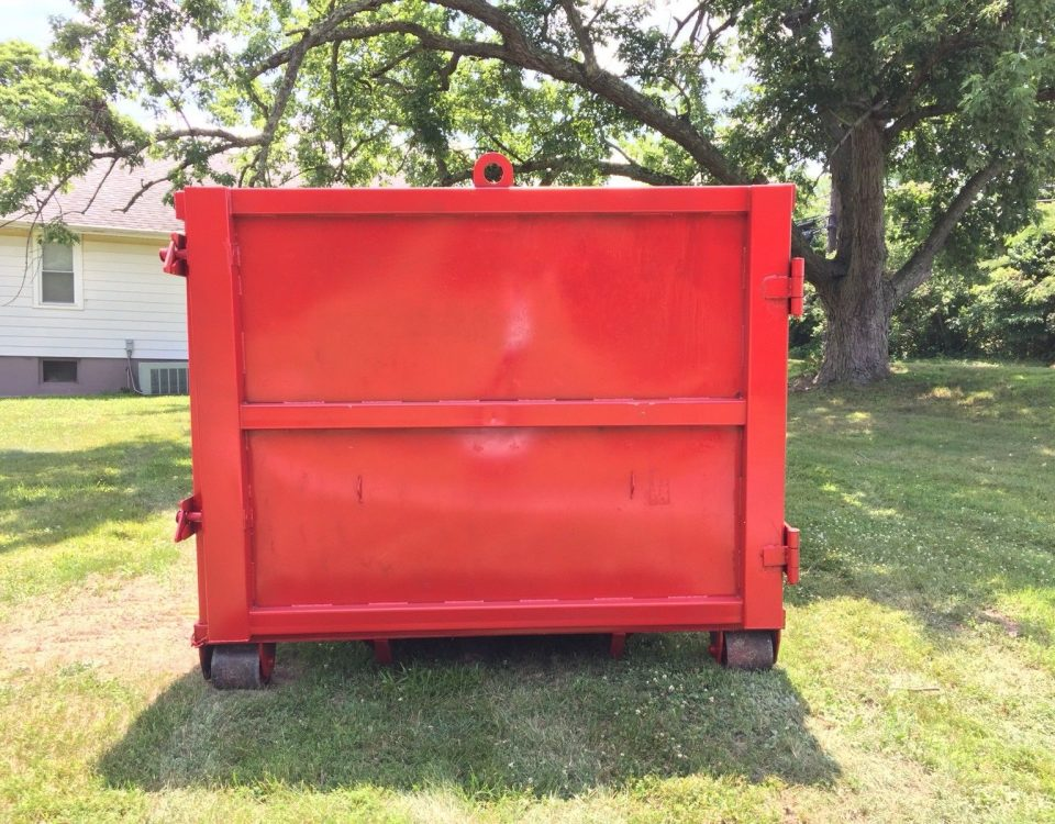 Rent A Dumpster St. Petersburg Florida